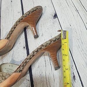 Coach Shoes - COACH sandals, sz 8
